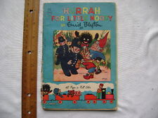 Hurrah For Little Noddy. Enid Blyton 1950 softcover. Nice illustrations.
