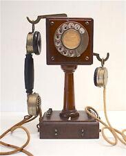 Téléphone Ancien Type 10 Système Eurieult Grammont Paris