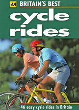 BRITAIN'S BEST CYCLE RIDES   AA / Ordnance Survey Paperback Reprint 2005