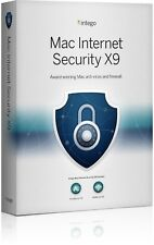 Mac Intego Internet Security x9-BOX - 1 Mac 1 anno durata