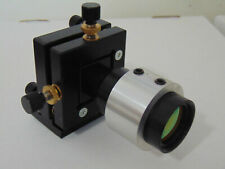 Tip Tilt Xy 4 Four Axis Optics Moiunt With Zn Se 15/-13.5 Lens