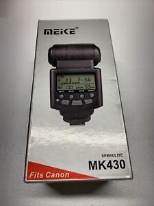 Meike MK-430 i-TTL LCD Flash Speedlight for Nikon SB-600 D750 D610 D7100 D5300