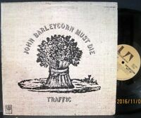 "Traffic ""John Barleycorn Must Die"" - UA Lp UAS 5504 Steve Winwood"