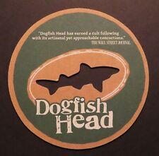 1 Dogfish Head Beer Coaster