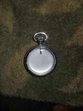 "Hamilton Model 23 Chronograph NOS Base-Medal Case, ""Fantastic Condition"" L@@K"