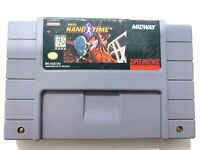 NBA Hang Time SUPER NINTENDO SNES Game Tested + Working & Authentic!
