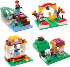 Pokemon Series Mini Figure Fits Lego Toys (4 Sets)