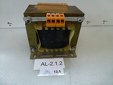 Bürkle + schöck EA 5080 transformador expresen 1,0 Prim. 200/570v sec. 110/220