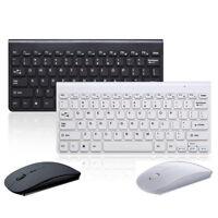 2.4GHz Wireless Keyboard + Wireless Mouse Combo Set For Laptop PC Desktop NEW