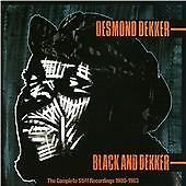 Desmond Dekker - Black & Dekker/Compass Point (Complete Stiff Recordings)  2CD