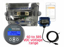 High Voltage Lithium Battery 60 to 385 VDC Digital Monitoring Kit Bluetooth