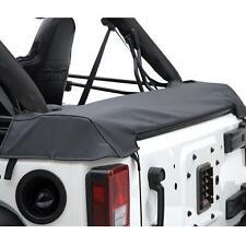 Smittybilt Soft Top Storage Boot Black Denim for Jeep Wrangler JK 2007-18 4Door