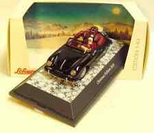 1:43 SCHUCO Porsche 356 A Cabrio Christmas Special 2019 Santa Claus 450268700