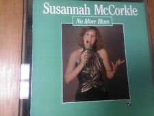 Susannah McCorkle - No More Blues - Concord - CJ370 Beautiful copy