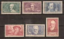 FRANCE # B54-9 MNH VICTOR HUGO - LOUIS PASTEUR