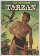 Tarzan #26 November 1951 VG Photo cover