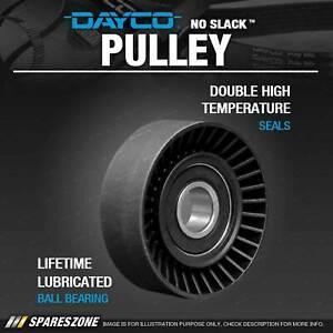 Dayco Idler Pulley for Kia Sorento XM 2.4L 4 cyl 2009-On remium Quality