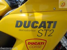 Ducati ST2 and ST4 Stainless Steel Screw Kit / Bolt Kit of 118 fasteners