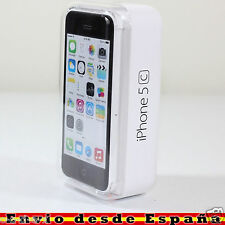 Telefono Movil Original Apple iPhone 5c / Libre / Blanco / 8GB / OFERTA!!!
