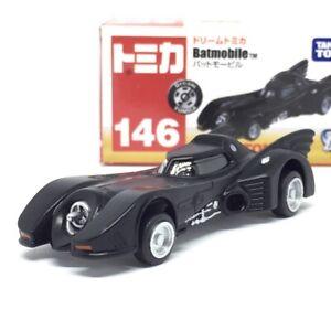 *RARE* Dream Tomica Takara Tomy DC Universe Batman Batmobile 1989 Model Diecast