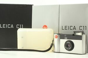 [NEAR MINT IN BOX] Leica C11 Silver Point & Shoot APS Film Camera From JAPAN