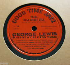 Nice Price: George Lewis - Yaaka Hula Hickey Hula / Burgundy Street Blues (892)