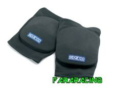 SPARCO 00154KN COPPIA GINOCCHIERE KART NERE