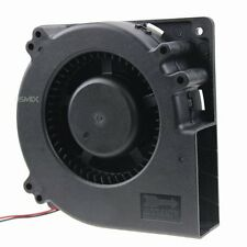 DC 24V 120mm x 32mm Computer PC Brushless Cooling Blower Fan Exhaust Fan 12032
