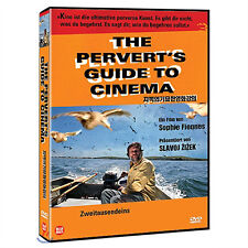 The Pervert's Guide To Cinema (2006) Sophie Fiennes / DVD, NEW