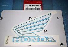 autocollant Logo de réservoir gauche HONDA CB 1300 2005/2007 87104-MEJ-670ZA