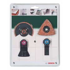Vendita-Bosch PMF 190/250 Multi Cutter 4 Blade Set Misto 2609256978 3165140555180