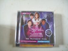 SARAH JANE ADVENTURES THIRTEENTH STONE CD DOCTOR WHO SPIN off