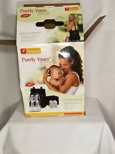 Ameda Purely Yours Double Electric Breast Pump 17077P New Sealed