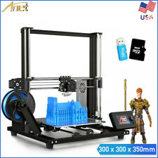 Anet A8 Plus Upgraded High-precision DIY 3D Printer Self-assembly 300*300*350mm