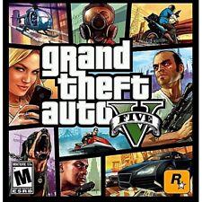 Grand Theft Auto V (Sony PlayStation 3, 2013) Region 1