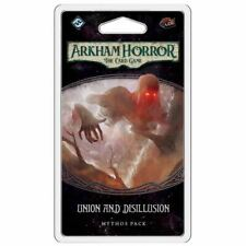 UNION AND DISILLUSION MYTHOS PACK ARKHAM HORROR LCG EXPANSION PACK