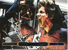 Star Wars Empire Strikes Back Illustrated Purple Parallel Base Card #77