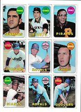 *1969 Topps 6th Series Baseball PICK LOT-YOU Pick any 1 of 12 cards for $1.50!*