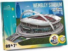 Wembley Stadium 3D jigsaw puzzle  (pl)