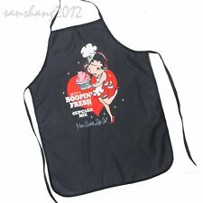 Betty Boop Apron Boopin Fresh Apron New Novelty Animation Fun Stuff Polyester