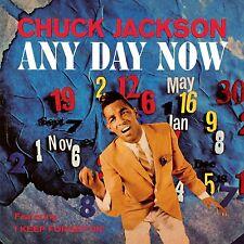 CHUCK JACKSON - ANY DAY NOW  CD NEU
