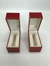 Genuine Cartier box  case watch  2 set 0204004A53