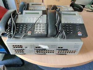 Samsung OfficeServ 7200 With 16 Phones