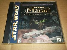 Star Wars: Behind the Magic (PC, 1998)