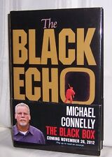 Michael Connelly THE BLACK ECHO First edition thus 20th Anniversary 2012 SIGNED