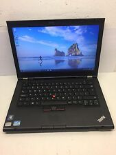 "NOTEBOOK USATO LENOVO T420 INTEL I5-2520M 3GB 250GB 14"" WINDOWS 10 DISPLAY PORT"