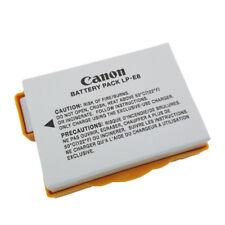 Genuine Original Canon LP-E8 LPE8 Battery for EOS 550D 600D 650D 700D X4 LC-E8