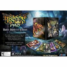 Dragon's Crown Pro Battle-Hardened Edition Sony Playstation 4