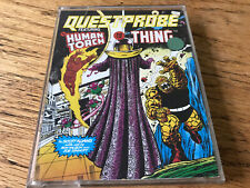SPECTRUM (VINTAGE) GAME  FANTASTIC FOUR (RARE TO FIND) - USED?