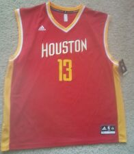 Houston Rockets NWT #13 James Harden Men's Size XXL Adidas Jersey